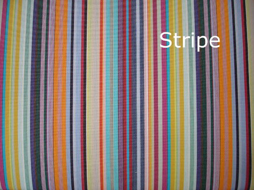 Outdoorstoff Stripe