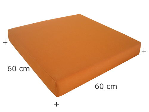 Lounge Polster 60 x 60 x 10 cm