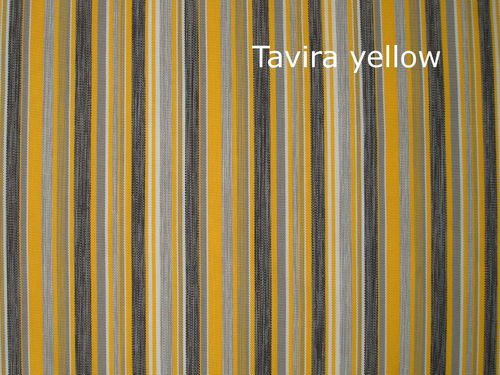 Outdoorstoff Tavira yellow