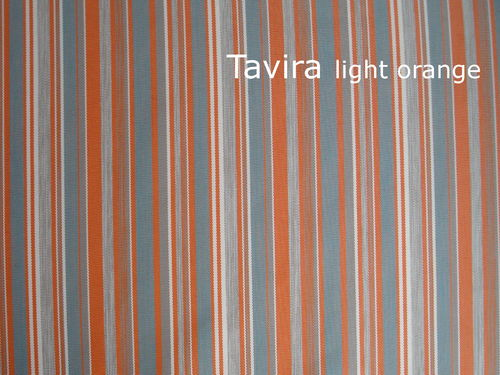 Outdoorstoff Tavira light orange